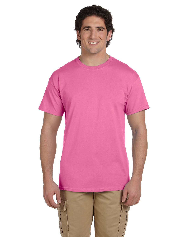Fruit of the Loom Adult HD Cotton™ T-Shirt AZALEA