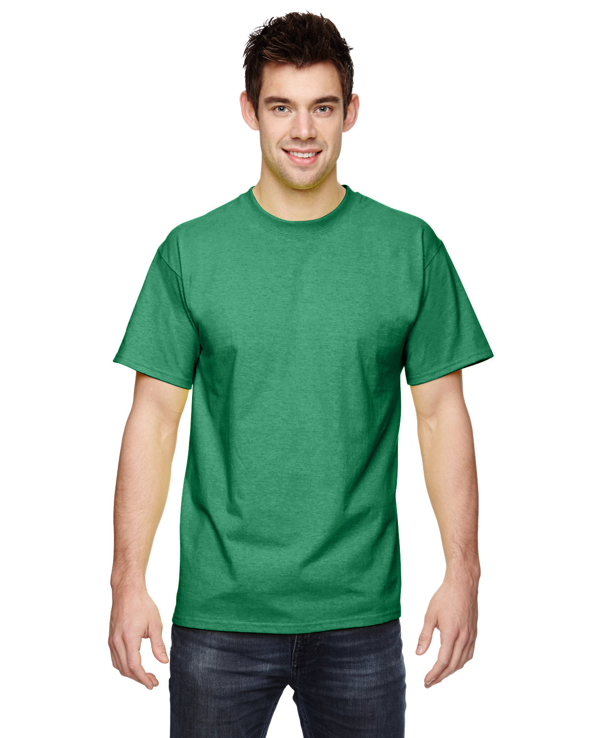 Fruit of the Loom Adult HD Cotton™ T-Shirt CLOVER