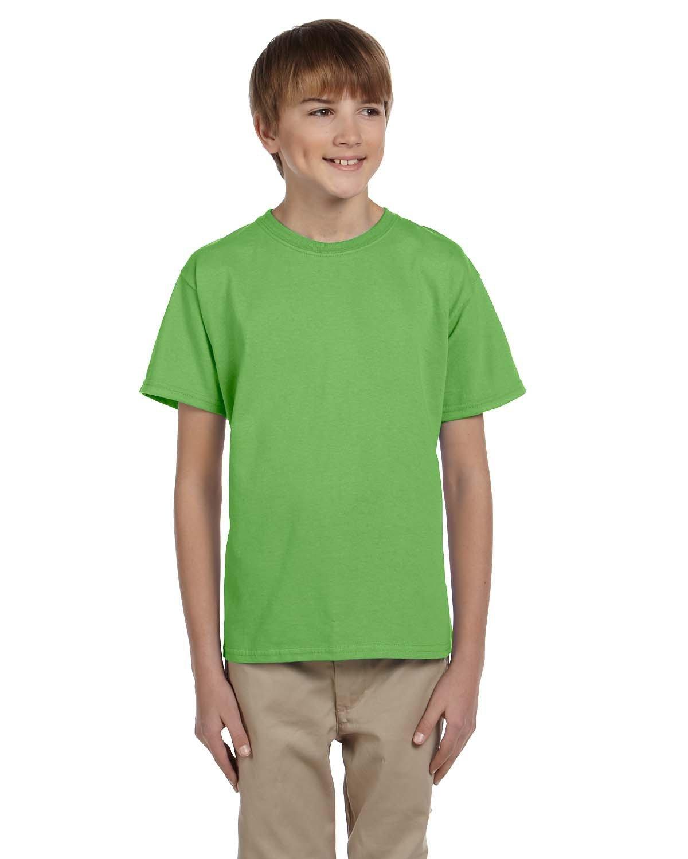 Fruit of the Loom Youth HD Cotton™ T-Shirt KIWI