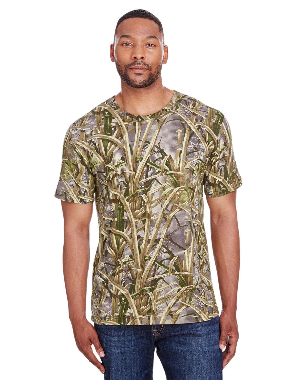 Code Five Men's Licensed Camo T-Shirt MIGRATION