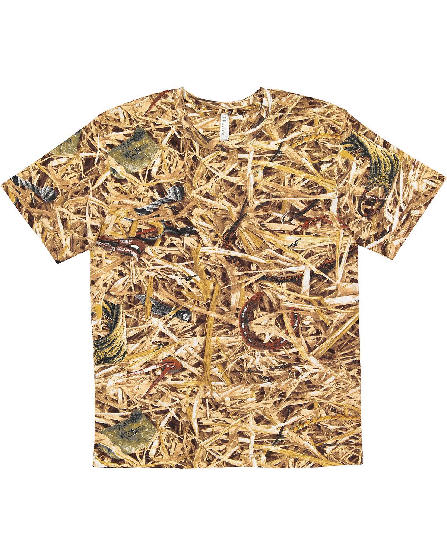 Code Five Men's Licensed Camo T-Shirt COWBOY CAMO