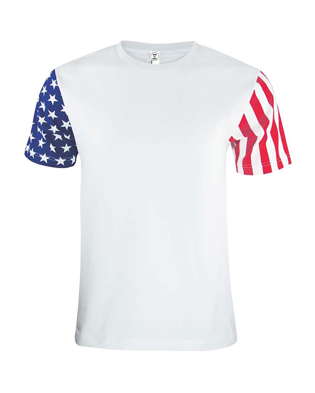 Code Five Men's Stars & Stripes T-Shirt STARS/ STRIPES