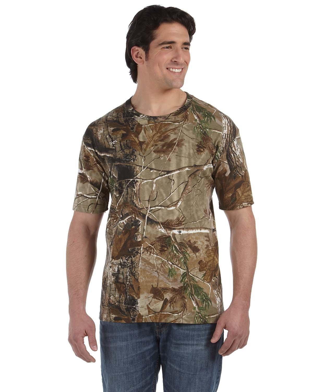 Code Five Men's Realtree Camo T-Shirt REALTREE AP