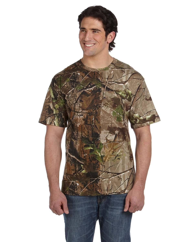 Code Five Men's Realtree Camo T-Shirt REALTREE APG