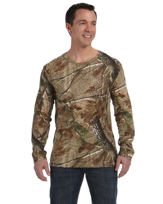 Code Five Men's Realtree Camo Long-Sleeve T-Shirt REALTREE AP