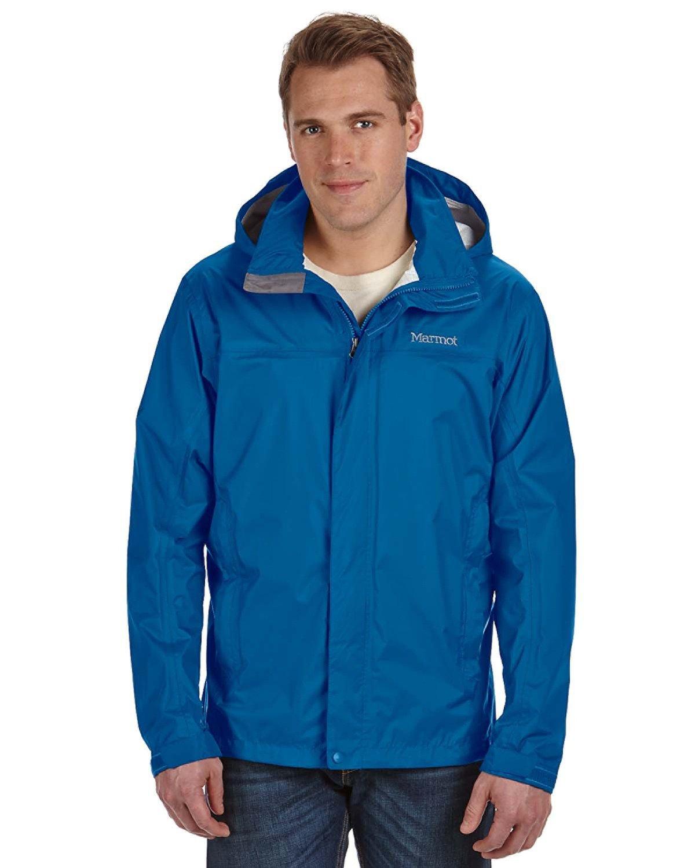 Marmot Men's PreCip® Jacket BLUE SAPPHIRE