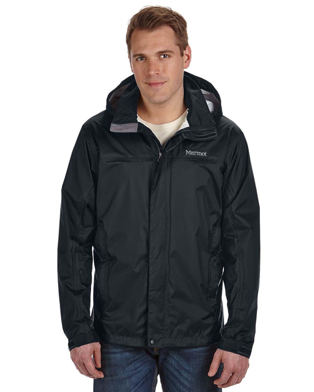 Marmot Men's PreCip® Jacket BLACK