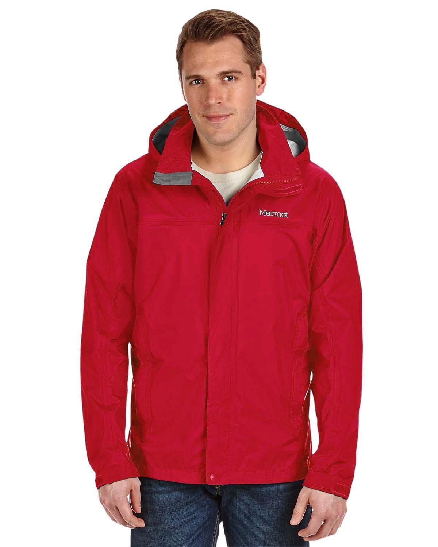 Marmot Men's PreCip® Jacket TEAM RED