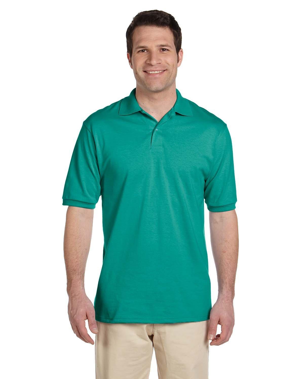 Jerzees Adult SpotShield™ Jersey Polo JADE
