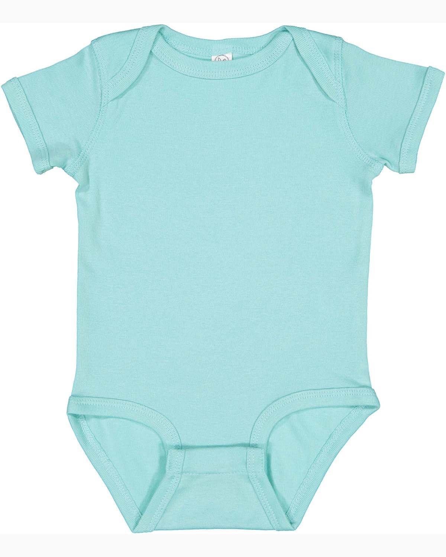 Rabbit Skins Infant Baby Rib Bodysuit CHILL