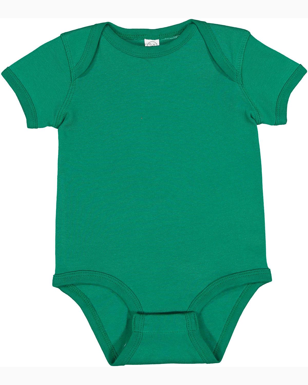 Rabbit Skins Infant Baby Rib Bodysuit KELLY