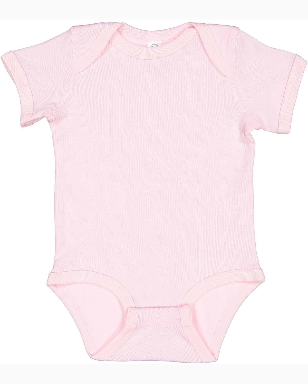 Rabbit Skins Infant Baby Rib Bodysuit BALLERINA