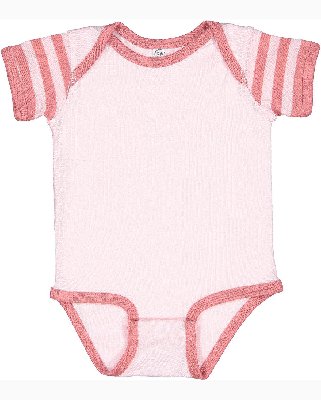 Rabbit Skins Infant Baby Rib Bodysuit BLRNA/ MVL/ B M