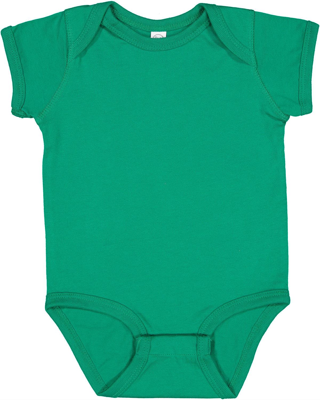 Rabbit Skins Infant Fine Jersey Bodysuit KELLY