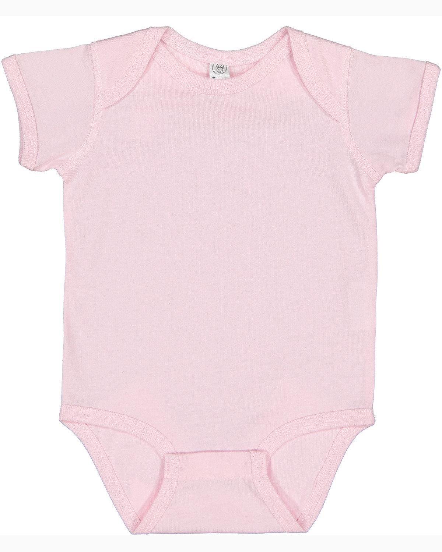 Rabbit Skins Infant Fine Jersey Bodysuit BALLERINA