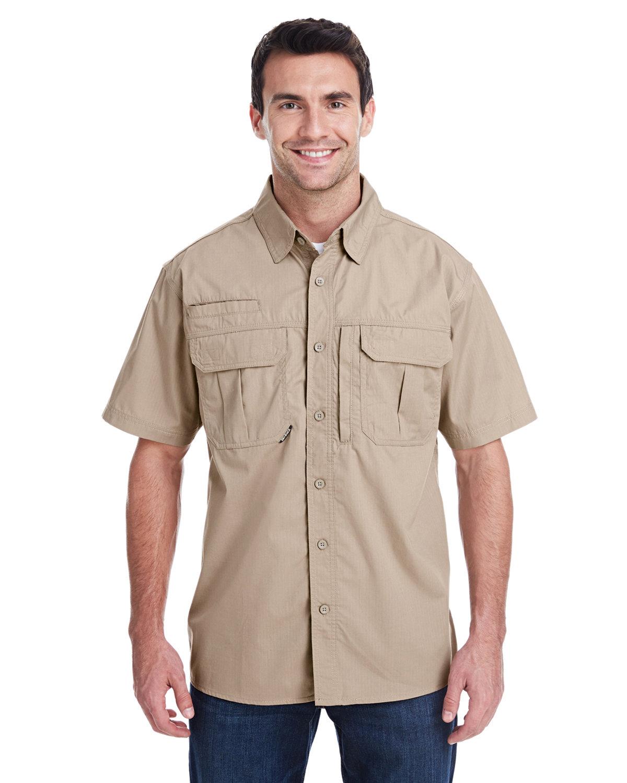 Dri Duck Men's Utility Shirt ROPE
