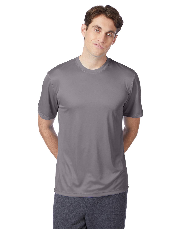 Hanes Adult Cool DRI® with FreshIQ T-Shirt GRAPHITE