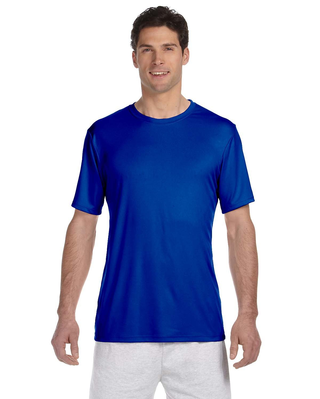 Hanes Adult Cool DRI® with FreshIQ T-Shirt DEEP ROYAL