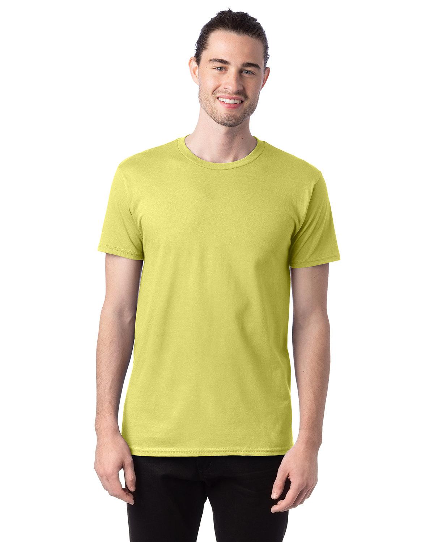 Hanes Unisex Nano-T® T-Shirt YELLOW