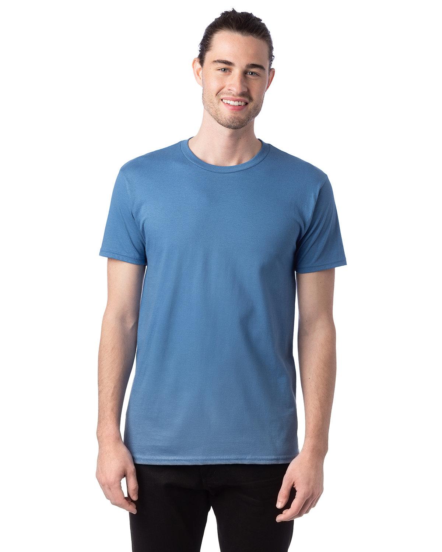 Hanes Unisex Nano-T® T-Shirt DENIM BLUE
