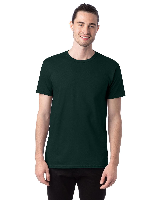 Hanes Unisex Nano-T® T-Shirt DEEP FOREST