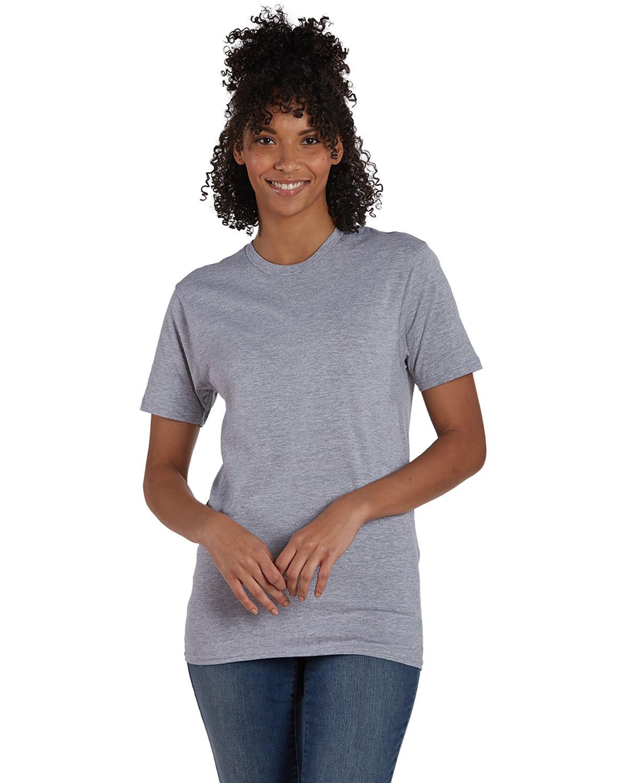 Hanes Unisex Nano-T® T-Shirt LIGHT STEEL