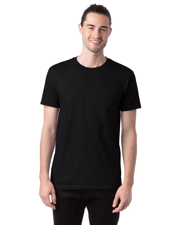 Hanes Unisex Nano-T® T-Shirt BLACK