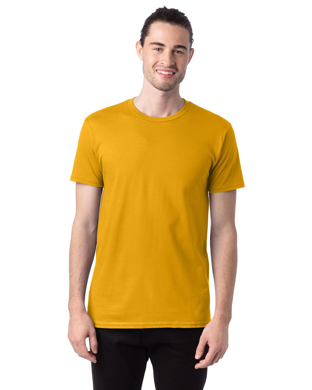 Hanes Unisex Nano-T® T-Shirt GOLD