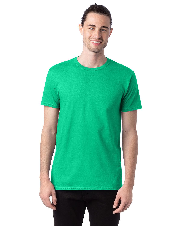 Hanes Unisex Nano-T® T-Shirt KELLY GREEN