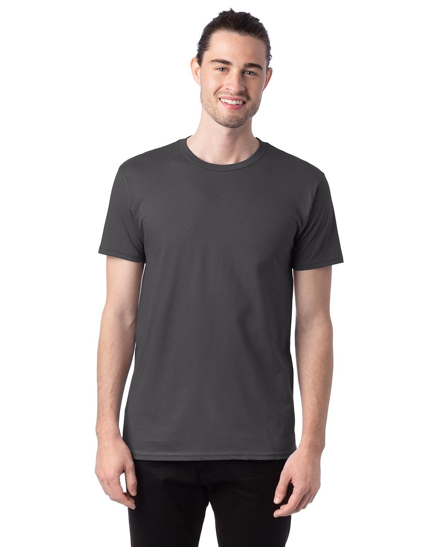 Hanes Unisex Nano-T® T-Shirt SMOKE GRAY