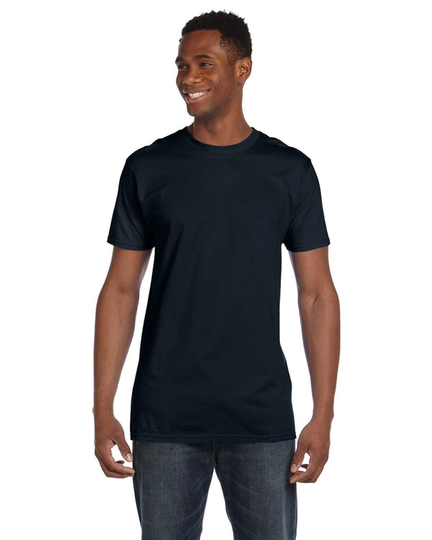 Hanes Unisex Perfect-T T-Shirt VINTAGE BLACK
