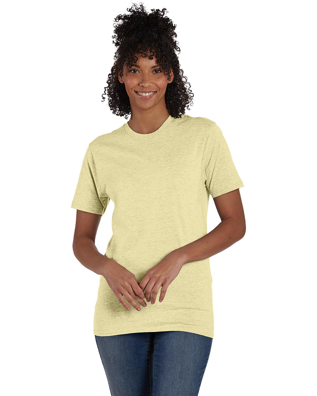 Hanes Unisex Nano-T® T-Shirt LEMON MRNGUE HTH