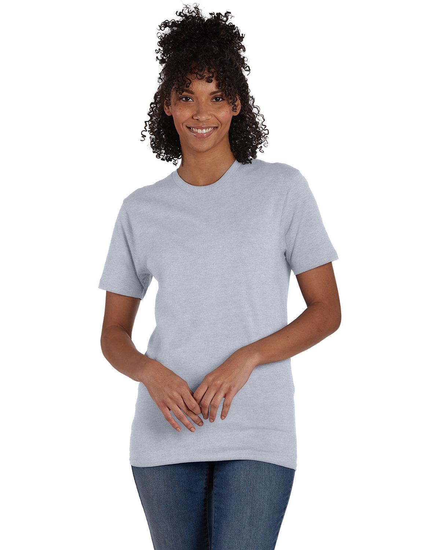 Hanes Unisex Nano-T® T-Shirt SILVERSTONE HTHR