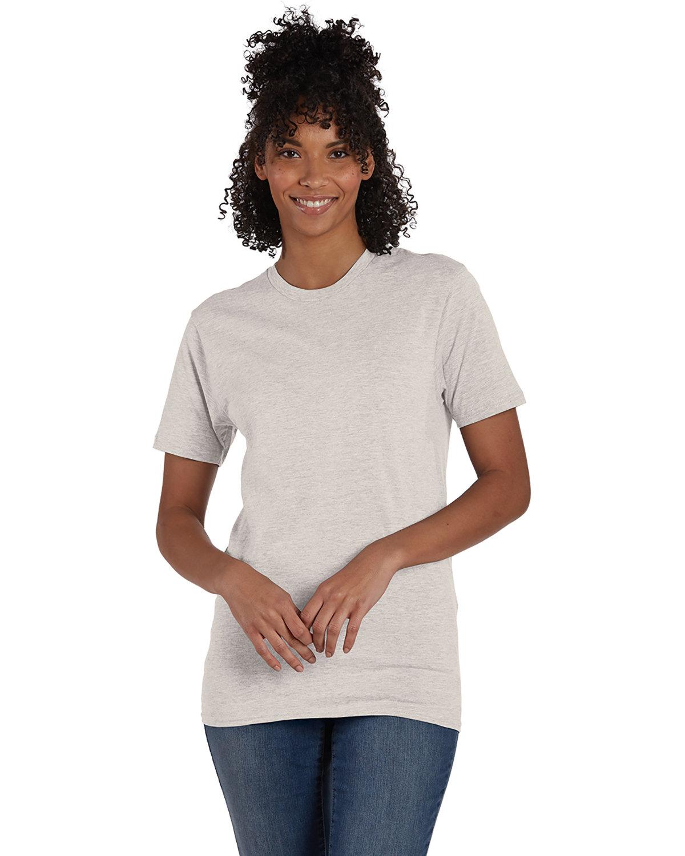 Hanes Unisex Perfect-T T-Shirt BODY BLUSH HTHR