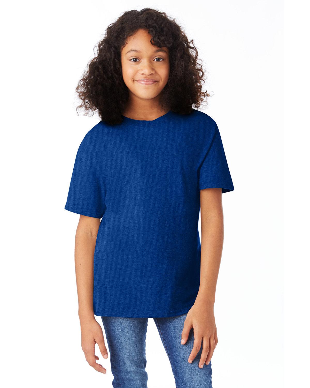 Hanes Youth Nano-T® T-Shirt DEEP ROYAL