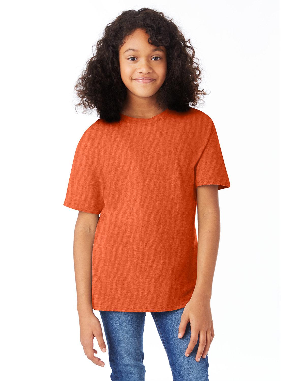 Hanes Youth Nano-T® T-Shirt ORANGE