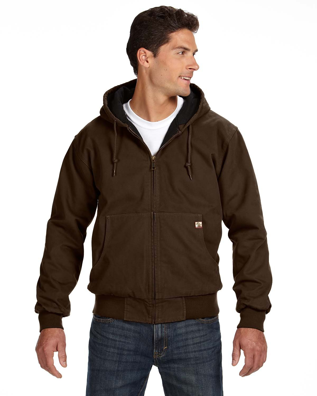 Dri Duck Men's Tall Cheyenne Jacket TOBACCO