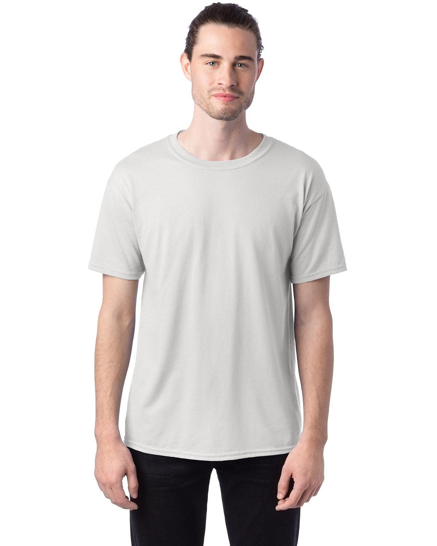 Hanes Unisex 50/50 T-Shirt WHITE