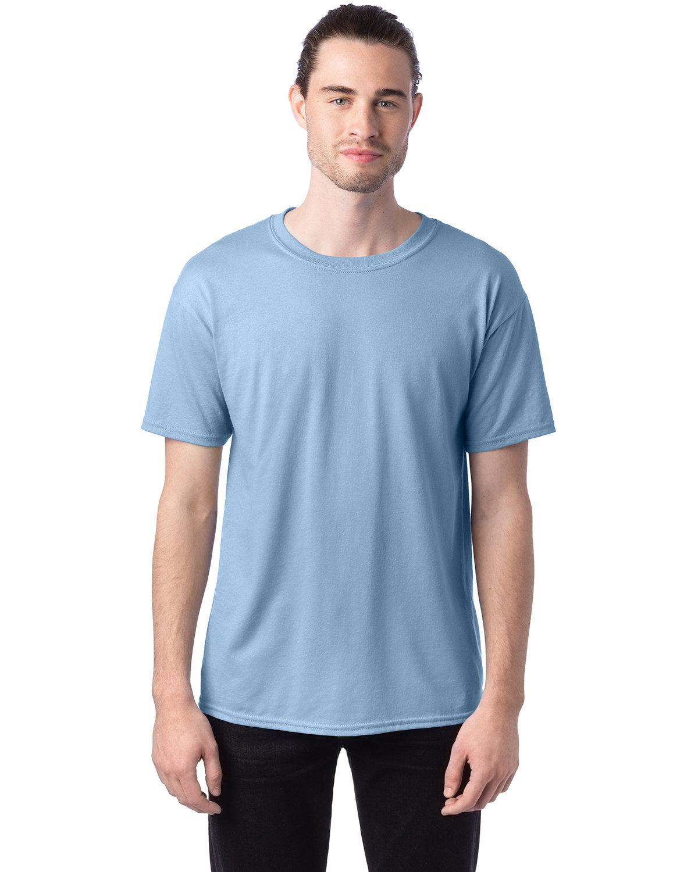Hanes Unisex 50/50 T-Shirt LIGHT BLUE