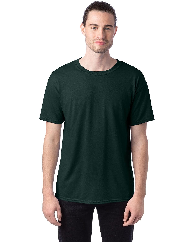 Hanes Unisex 50/50 T-Shirt DEEP FOREST