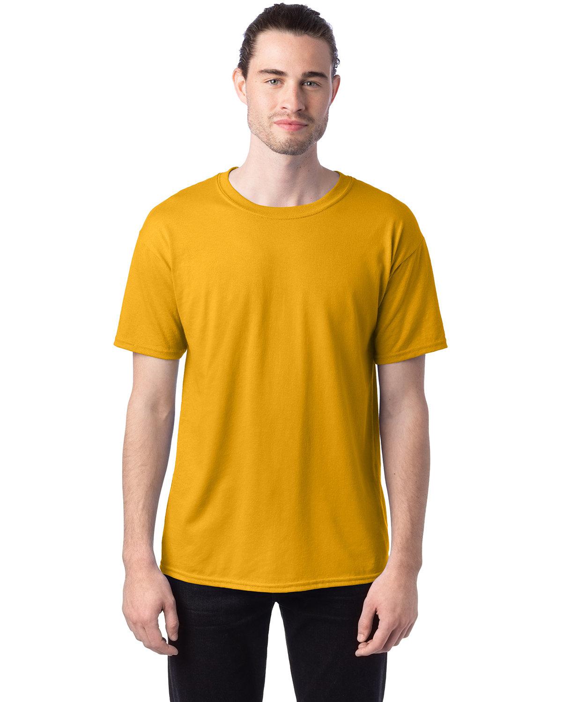 Hanes Unisex 50/50 T-Shirt GOLD