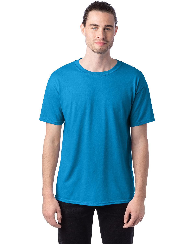 Hanes Unisex 50/50 T-Shirt TEAL