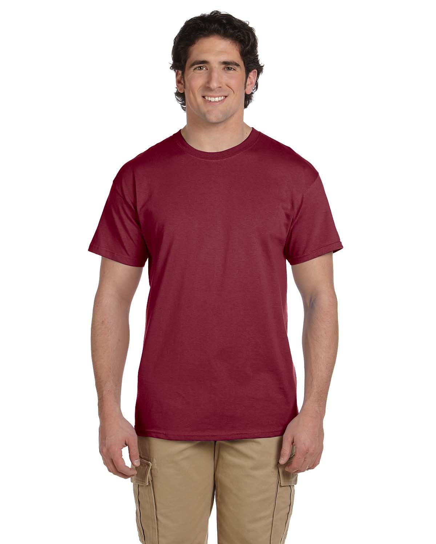 Hanes Unisex 50/50 T-Shirt CARDINAL