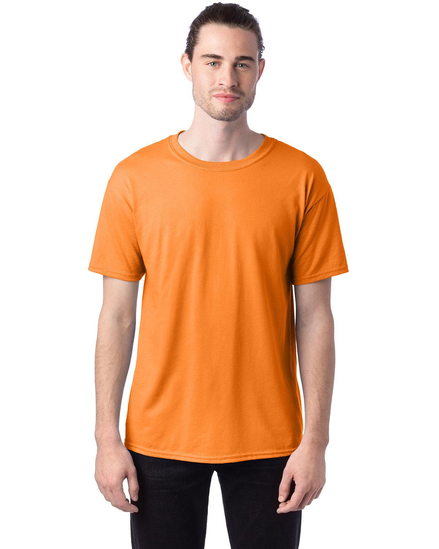 Hanes Unisex 50/50 T-Shirt SAFETY ORANGE
