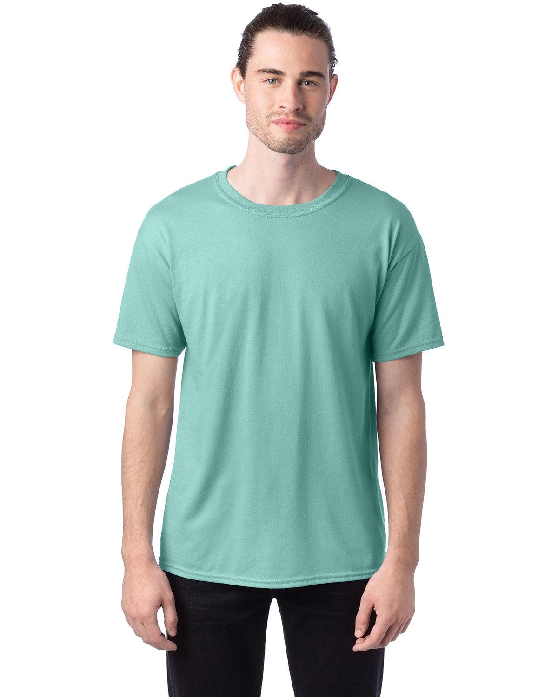 Hanes Unisex 50/50 T-Shirt CLEAN MINT