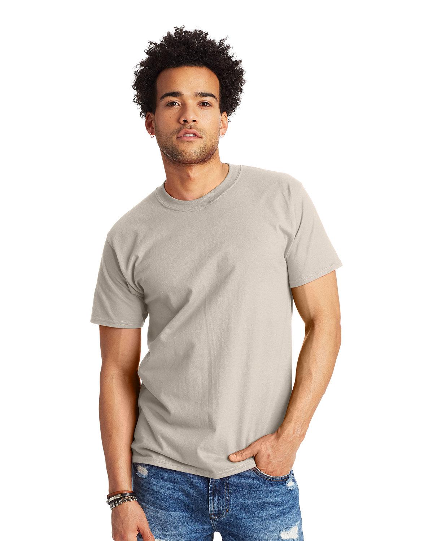 Hanes Unisex Beefy-T® T-Shirt SAND