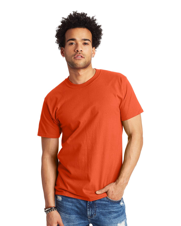 Hanes Unisex Beefy-T® T-Shirt ORANGE