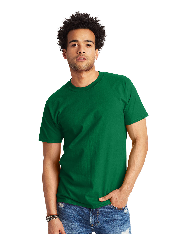 Hanes Unisex Beefy-T® T-Shirt KELLY GREEN