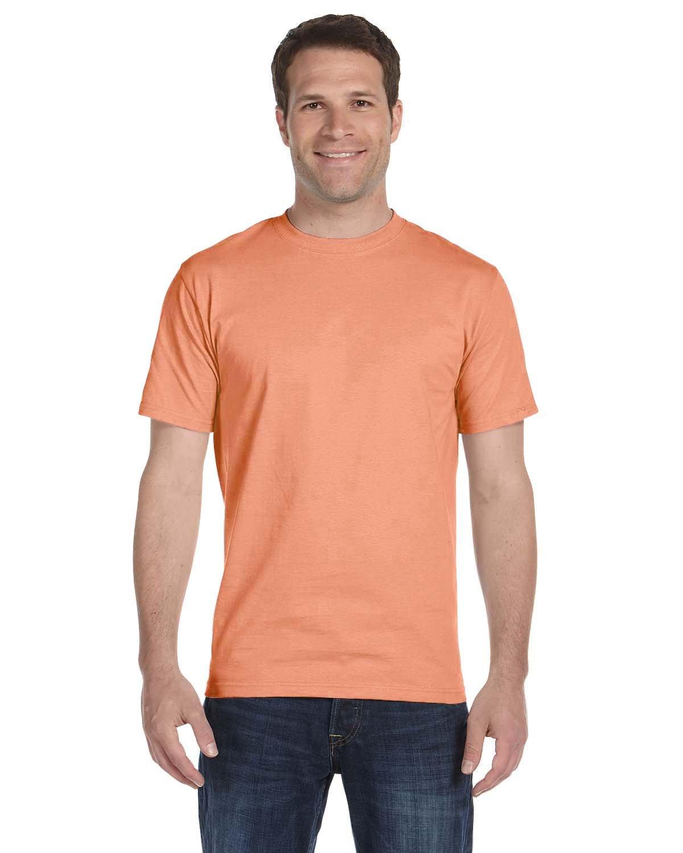 Hanes Unisex Beefy-T® T-Shirt CANDY ORANGE