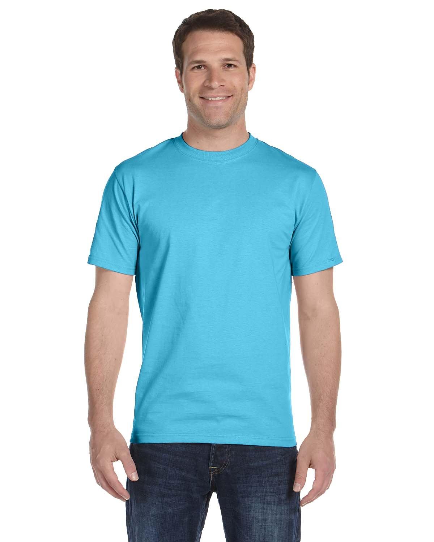 Hanes Unisex Beefy-T® T-Shirt BLUE HORIZON